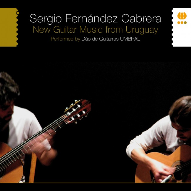 New guitar music from Uruguay - Duo Umbral