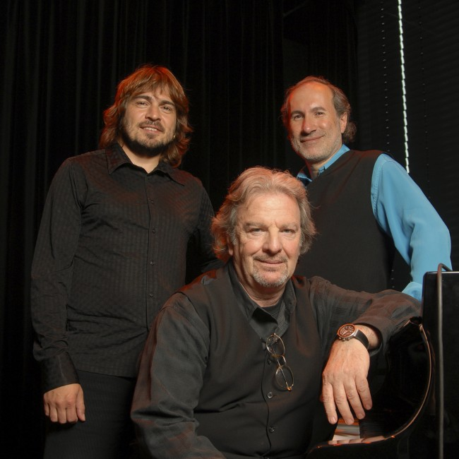 Pablo Ziegler, Quique Sinese & Walter Castro